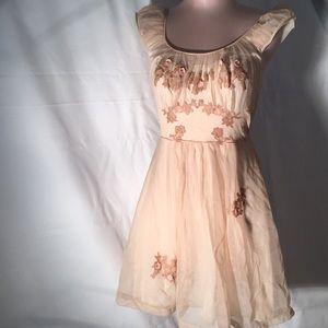 Vintage lingerie slip